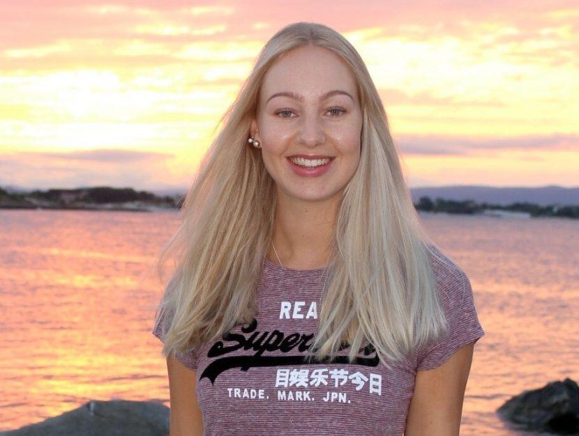 Ronde miss Anna Jouta